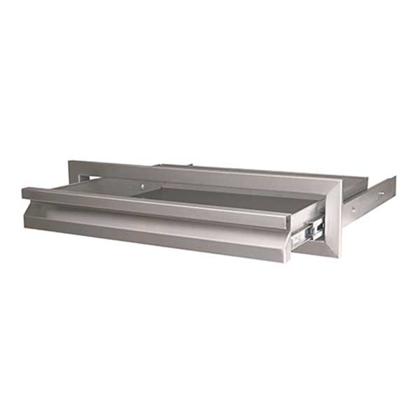 "RCS Valiant Series 25"" x 6"" Stainless Steel Single Access Drawer VDU1"