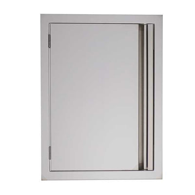 "RCS Valiant Series 20"" Stainless Steel Vertical Single Access Door VDV2"