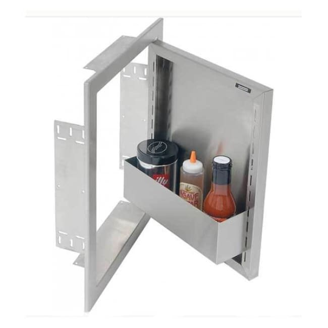 Alfresco 17 Right Hinged Vertical Single Access Door Axe-17R - Grill Accessory