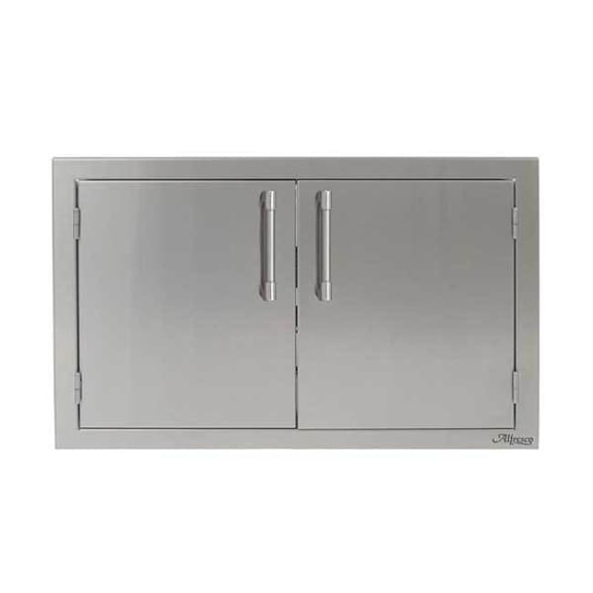 Alfresco 30 Double Access Doors Axe-30 - Grill Accessory