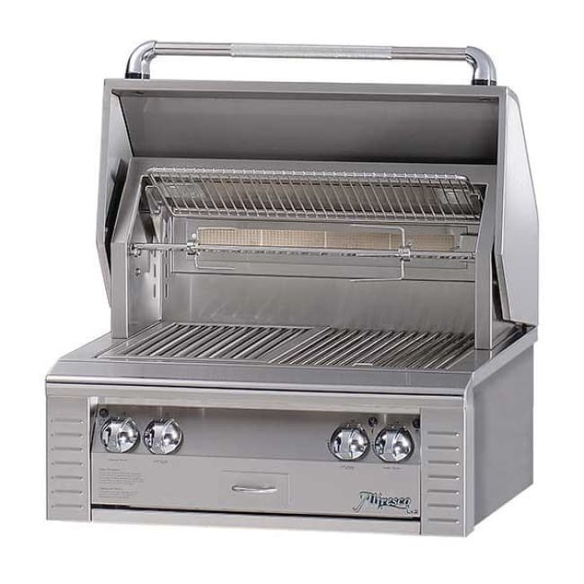 Alfresco 30 Searzone Built-In Grill Alxe-30Sz-Lp - Outdoor Grills