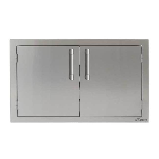 Alfresco 36 Double Access Doors Axe-36 - Grill Accessory