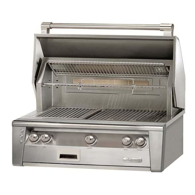 Alfresco 36 Searzone Built-In Grill Alxe-36Sz-Lp - Outdoor Grills