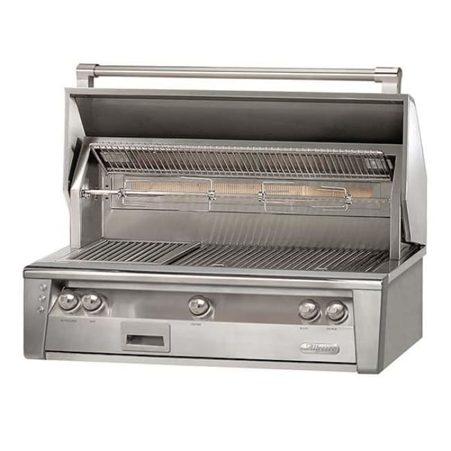 Alfresco 42 Searzone Built-In Grill Alxe-42Sz-Lp - Outdoor Grills
