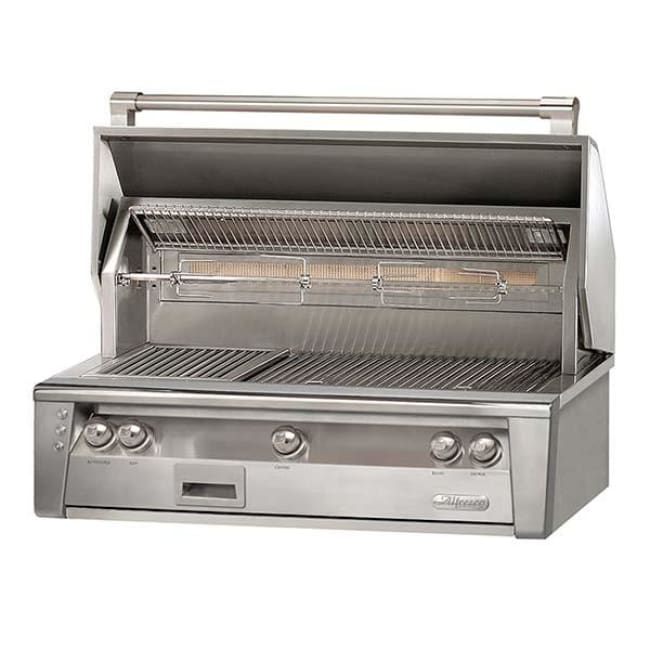 Alfresco 42 Searzone Built-In Grill Alxe-42Sz-Ng - Outdoor Grills