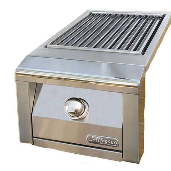 Alfresco Built-In Natural Gas Searzone Side Burner Axesz-Ng - Outdoor Grills