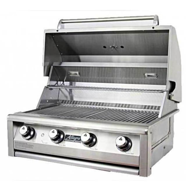 Allegra 32 Stainless Steel Built-In Grill Aht-Al32-Bi-T-Lp - Outdoor Grills