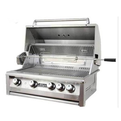 Allegra 32 Stainless Steel Built-In Grill With Rotisserie Aht-Al32R-Bi-T-Ng - Outdoor Grills