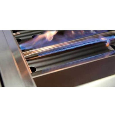 Allegra 32 Stainless Steel Grill On Cart With Rotisserie Aht-Al32Fr-T-Ng - Outdoor Grills