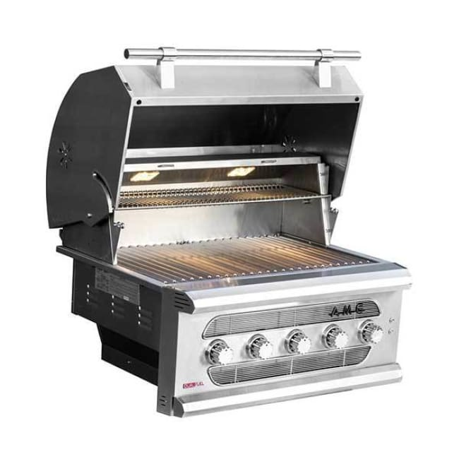 Grills AMG36-CART 36 American Muscle Grill Cart Summerset Grills