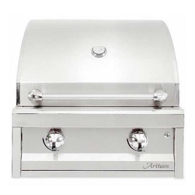Artisan American Eagle Series 26 2 Burner Built-In Grill Aaep-26-Lp - Outdoor Grills