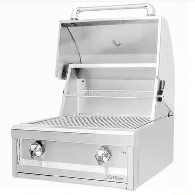 Artisan American Eagle Series 26 2 Burner Gas Grill On Cart Aaep-26C-Ng - Outdoor Grills