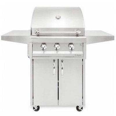 Artisan American Eagle Series 32 3 Burner Grill On Cart Aaep-32C-Lp - Outdoor Grills
