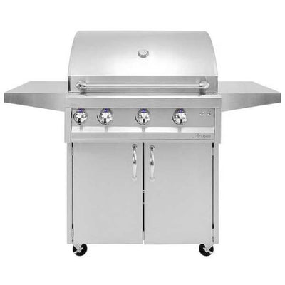 Artisan Professional Series 32 3 Burner Grill On Cart Artp-32C-Ng - Outdoor Grills