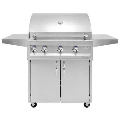 Artisan Professional Series 36 3 Burner Grill On Cart Artp-36C-Lp - Outdoor Grills
