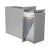 RCS Valiant Stainless Charcoal Caddy and/or Pellet Access Drawer Fully Enclosed VDCP1