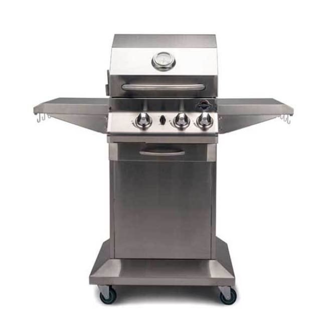 Jackson Grills LUX Series 400 2-Burner Gas Grill on Cart ...