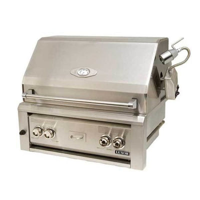Luxor 30 Built-In Propane Gas Grill With Rotisserie - Aht-30Rcv-Bi-Lp - Outdoor Grills