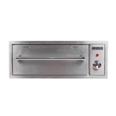 Luxor 30 Stainless Steel Warming Drawer Aht-Wd-30 - Grill Accessory