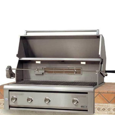 Luxor 36 Built-In Natural Gas Grill With Rotisserie Aht-36Rcv-L-Bi-Ng - Outdoor Grills
