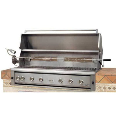 Luxor 54 Built-In Gas Grill With Rotisserie Lp Aht-54Rcv-L-Bi-Lp - Outdoor Grills