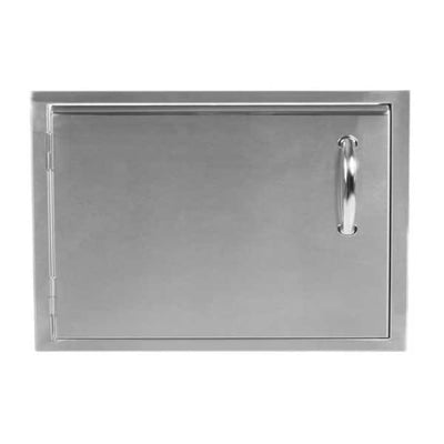 Luxor Medallion 20 Horizontal Single Access Door Left Hinged Aht-Adm-1420Hr - Grill Accessory