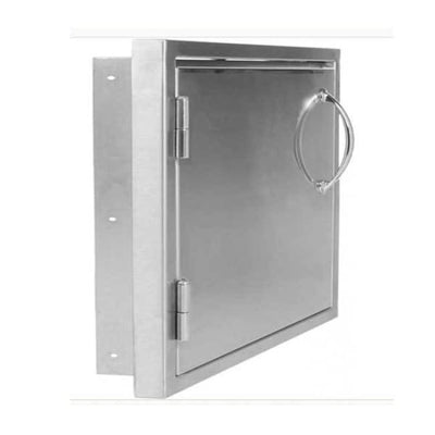 Luxor Medallion 20 Horizontal Single Access Door Right Hinged Aht-Adm-1420Hr - Grill Accessory
