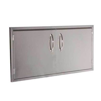 Luxor Medallion 42 Double Access Door Aht-Adm-42 - Grill Accessory