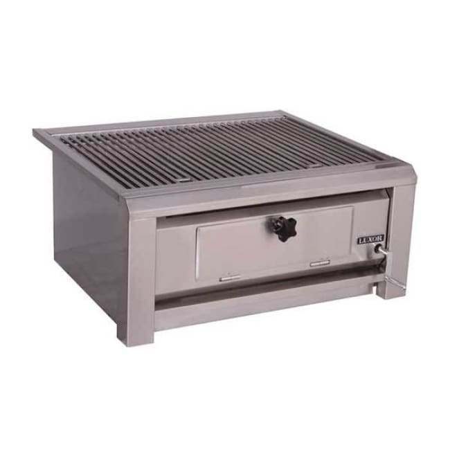 Luxor Open Top 30 Built-In Charcoal Grill Aht-30Char-Bi-Ot - Outdoor Grills