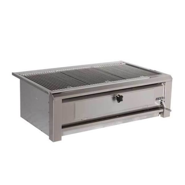Luxor Open Top 42 Built-In Charcoal Grill Aht-42Char-Bi-Ot - Outdoor Grills