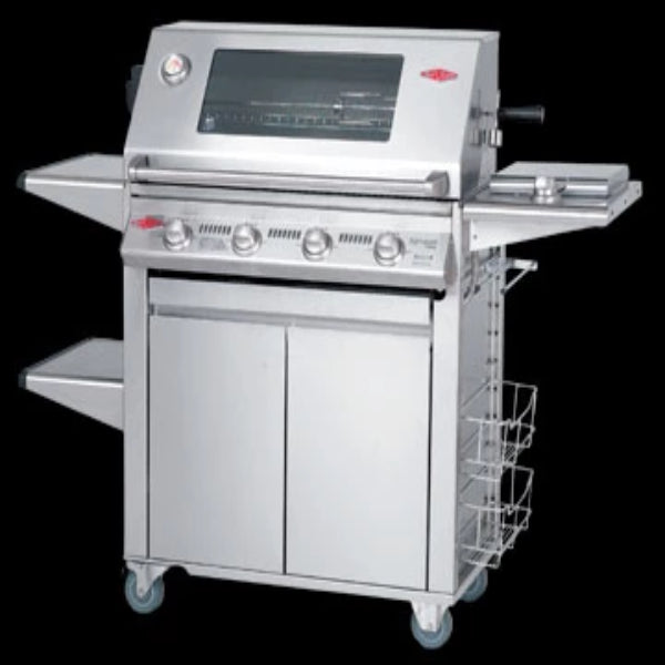Beefeater Signature  Stainless Steel Plus Trolly with Side Burner 22650