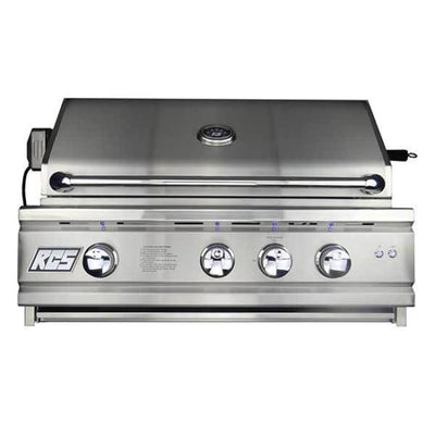 Rcs 32 Premier Series Propane Grill With Rear Burner Rjc32A-Lp - Outdoor Grills