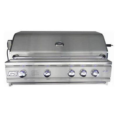 Rcs 38 Cutlass Pro Series Grill Blue Led With Rear Burner Ron38A - Outdoor Grills