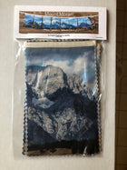 FlagScapes - Mount Moran - comes packed in a compostable eco-bag - easy to pack and mail!