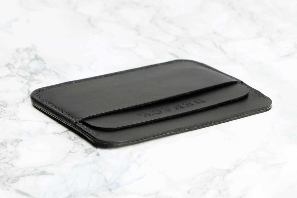 Slim Card and Cash Wallet