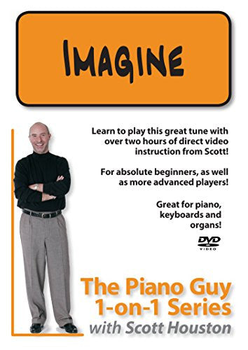 The Piano Guys 1-on-1 Series: Imagine DVD