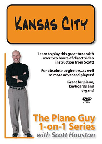 The Piano Guys 1-on-1 Series: Kansas City DVD