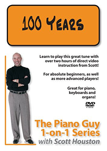 The Piano Guys 1-on-1 Series: 100 Years DVD