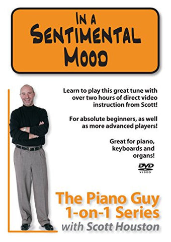 The Piano Guys 1-on-1 Series: In a Sentimental Mood DVD