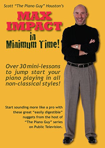 The Piano GuysMax Impact in Minimum Time! DVD