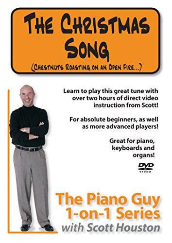 The Piano Guys 1-on-1 Series: The Christmas Song (Chestnuts) DVD