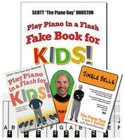 Closeout Sale: The Piano Guy Kids Starter Set