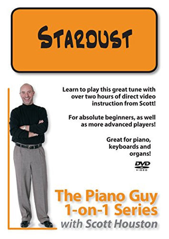 The Piano Guys1-on-1 Series: Stardust DVD