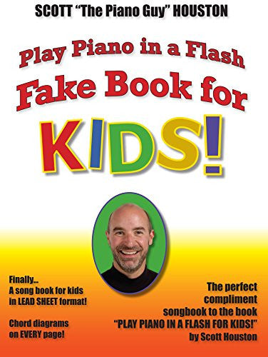 Play Piano in a Flash Fakebook for Kids!