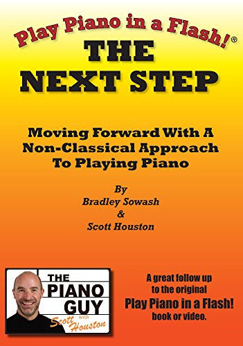 Play Piano in a Flash! The Next Step Book