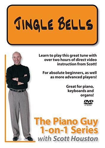 The Piano Guys 1-on-1 Series: Jingle Bells DVD