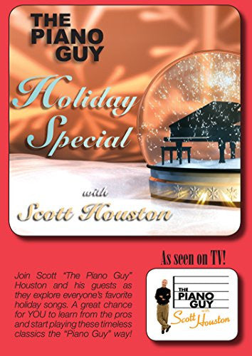 The Piano Guys Tips, Cheap Tricks & Professional Secrets - Holiday Special DVD