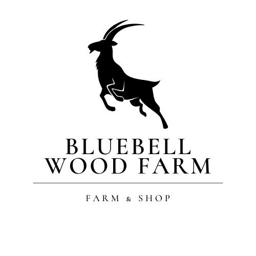 Bluebell Wood Goat logo