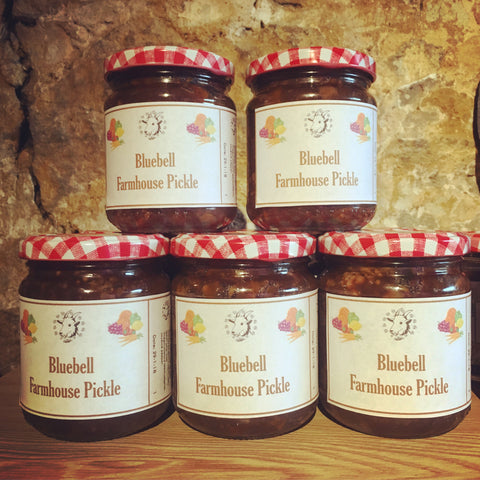 Bluebell Farmhouse pickle