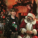 Visit with Father Christmas + gift